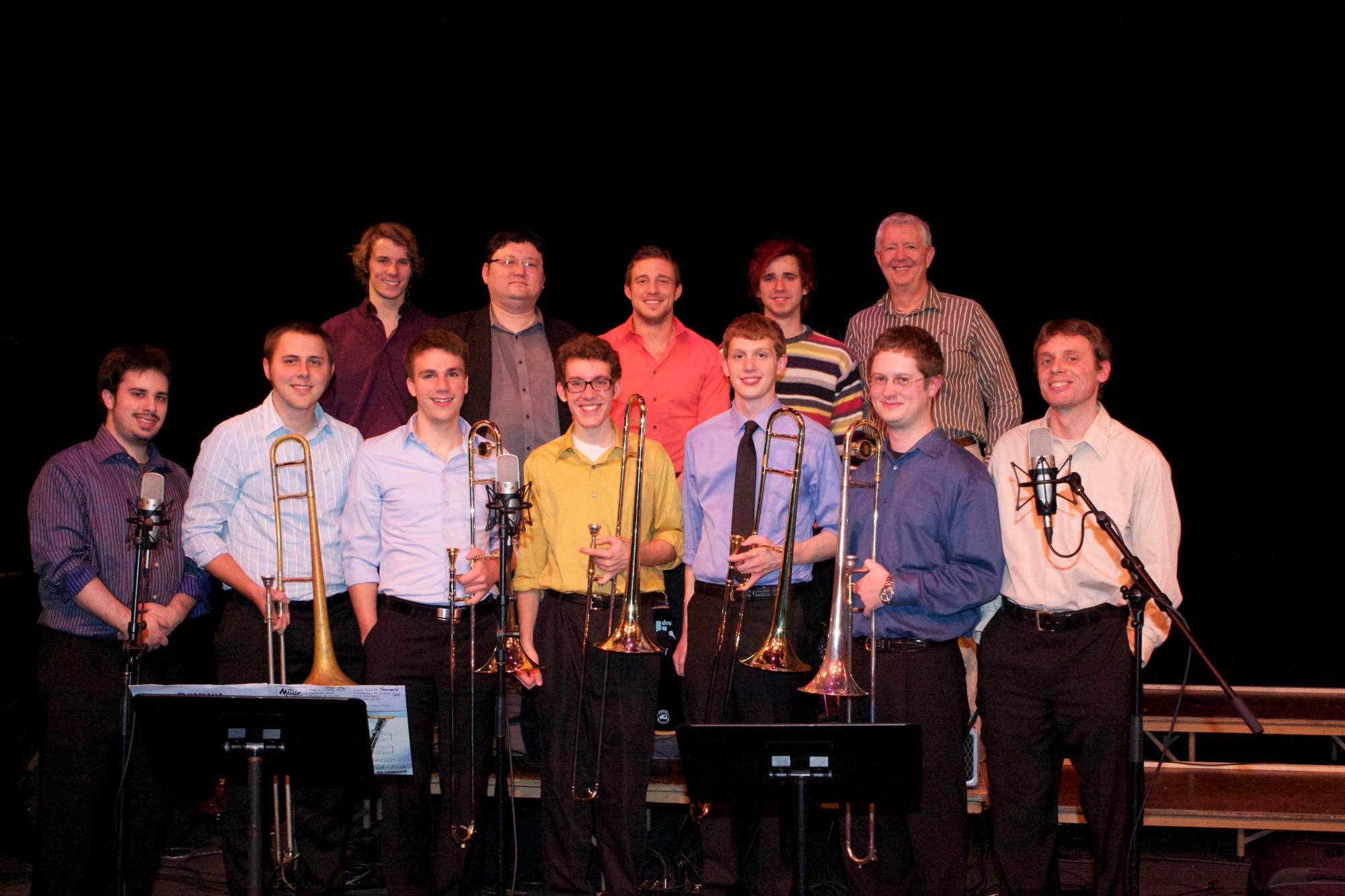Jazz Trombone Ensemble